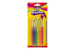Cra-Z-Art Artist Brushes - 7 CT