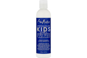 Shea Moisture Kids 2-In-1 Extra Gentle Body Wash & Lotion Marshmallow Root & Blueberries