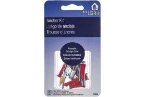 Helping Hand Anchor Kit - 6 CT