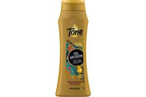 Tone Oil Infusion Exotic Argan & Marula Oil Rejuvenating Body Wash