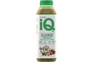 iQ Cleanse Juice With Green Tea