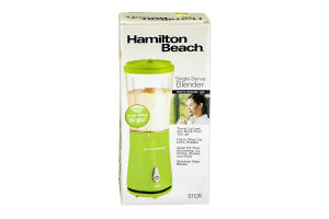 Hamilton Beach Single Serve Blender Green