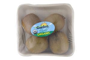 Garden Sweet Organic Kiwi - 4 CT
