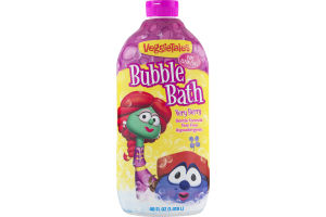 VeggieTales Bubble Bath Very Berry