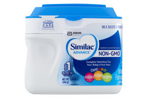 Similac Advance Infant Formula With Iron Stage 1 Birth-12 Months