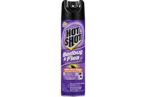 Hot Shot Bedbug & Flea Killer