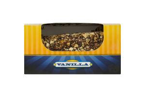 Nasto's Ice Cream Nut Log Vanilla