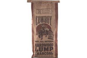 Cowboy Brand Hardwood Lump Charcoal