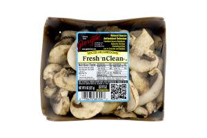 Giorgio Sliced Mushrooms Fresh 'n Clean
