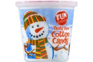 Fun Sweets Cotton Candy Vanilla Snow