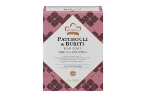 Nubian Heritage Patchouli & Buriti Bar Soap