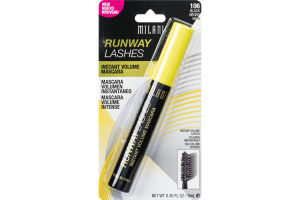 Milani Instant Volume Mascara Runway Lashes