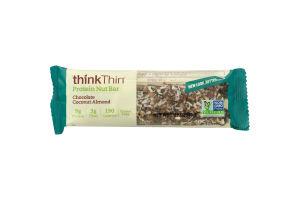thinkThin Protein Nut Bar Chocolate Coconut Almond