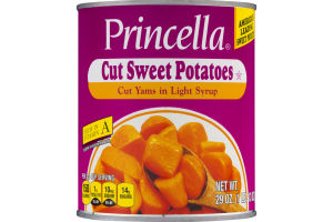 Princella Cut Sweet Potoatoes