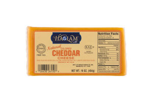 Haolam Cheddar Cheese