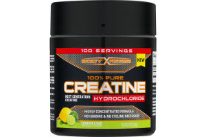 Body Fortress 100% Pure Creatine Lemon Lime