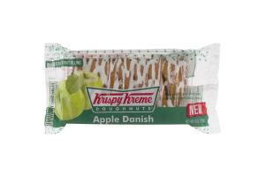 Krispy Kreme Doughnuts Apple Danish