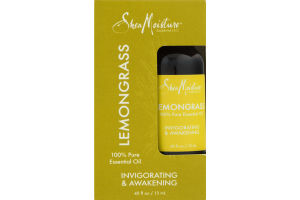Shea Moisture 100% Pure Essential Oil Lemongrass