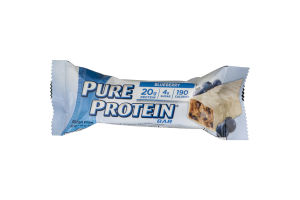 Pure Protein Bar with Greek Yogurt Blueberry