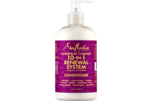 Shea Moisture Superfruit Complex 10-In-1 Renewal System Conditioner