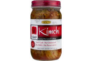 King's Spicy Kimchi