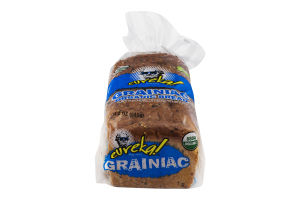 Eureka! Grainiac Organic Bread