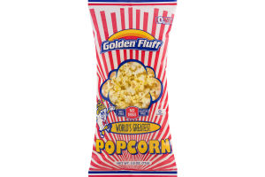 Golden Fluff Popcorn World's Greatest