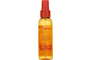 Creme Of Nature Argan Oil From Morocco Anti-Humidity Gloss & Shine Mist