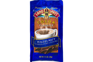 Land O'Lakes Cocoa Classics Hot Cocoa Mix Hazelnut