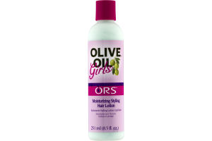 Olive Oil Girls ORS Moisturizing Style Hair Lotion
