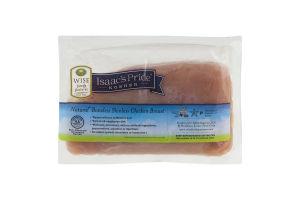 Isaac's Pride Chicken Breasts Boneless Skinless Kosher