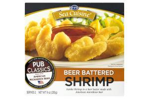 High Liner Sea Cuisine Beer Battered Shrimp