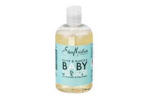 Shea Moisture Baby Head-To-Toe Wash & Shampoo Olive & Marula