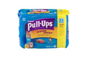 Huggies Pull-Ups Learning Designs Training Pants Disney 4T-5T - 38 CT