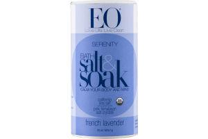 EO Serenity Bath Salt & Soak French Lavender
