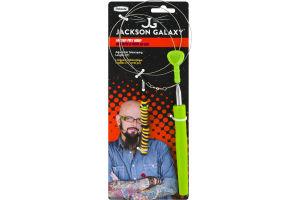 Jackson Galaxy Ground Prey Wand