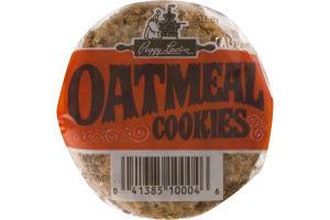 Peggy Lawton Oatmeal Cookies