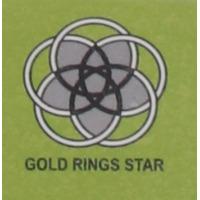 Gold Rings Star