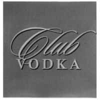 Club Vodka