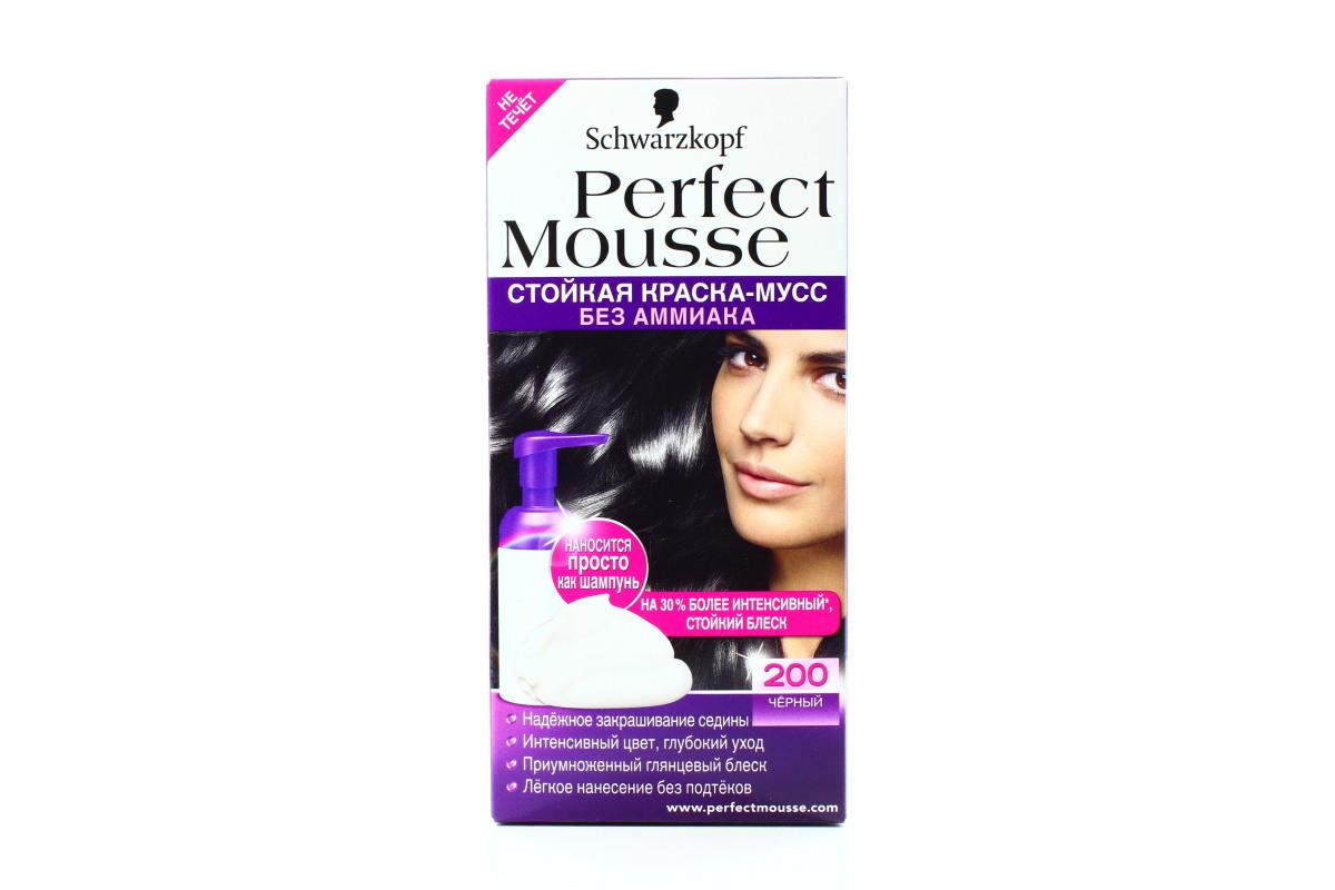 Купить краска perfect mousse недорого (в том числе в кредит) просто!