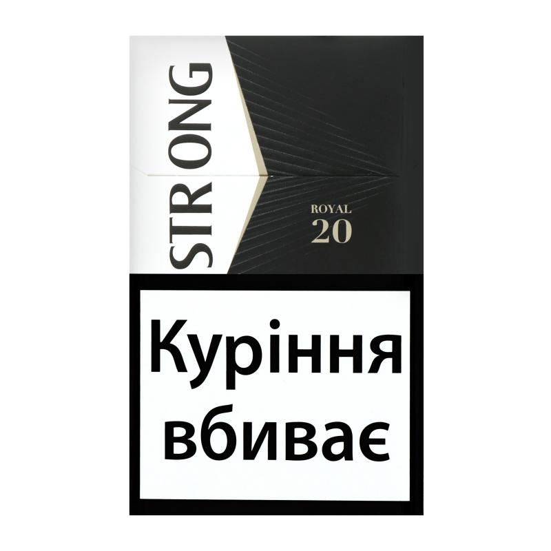 сигареты стронг оптом