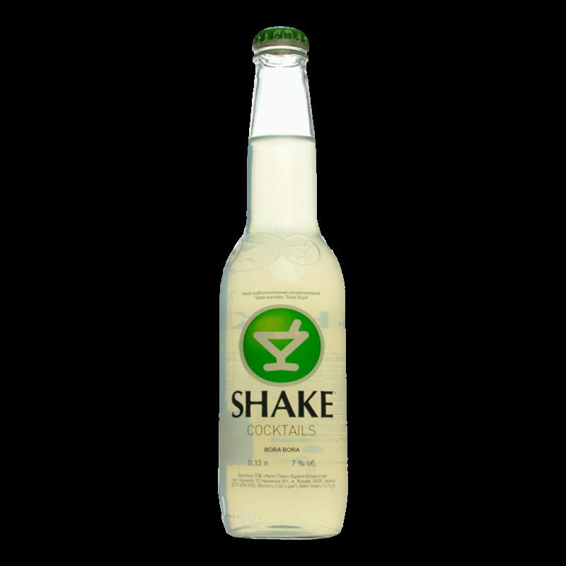 Напій слабоалкогольний Shake Бора-Бора 0.33л