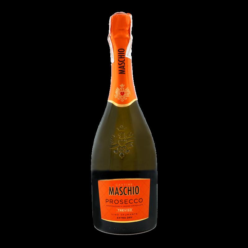 Вино ігристе Maschio Prosecco Treviso extra-dry 0.75л