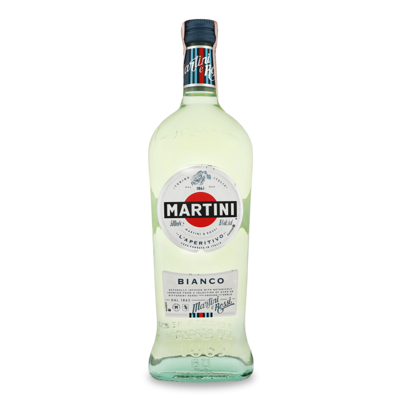 Вермут МАРТІНІ Bianco 0.5л