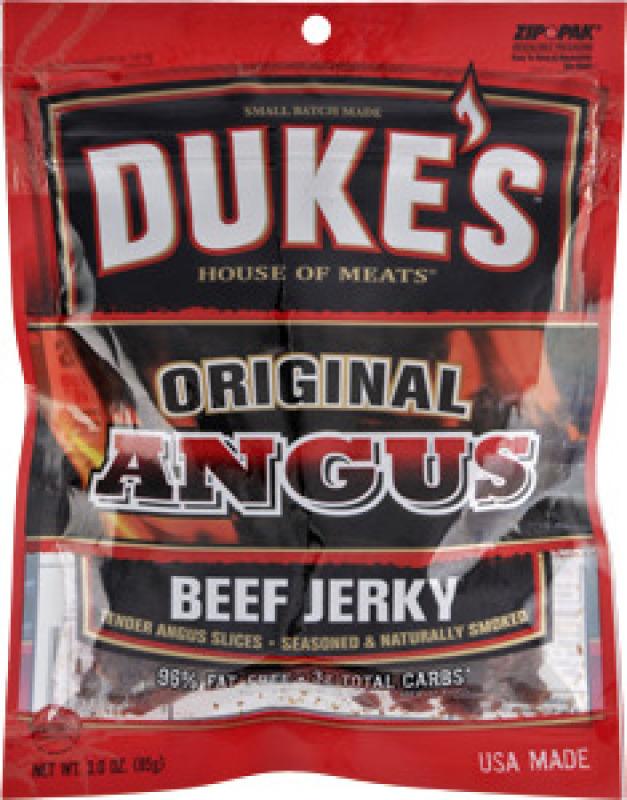 Dukeu0027s House Of Meats Original Angus Beef Jerky Dukeu0027s(896887002585):  Customers Reviews @ Listex.online