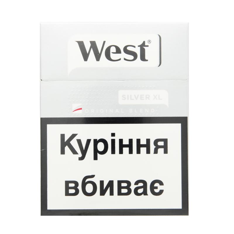 Сигареты вест сильвер купить купить сигареты шерман