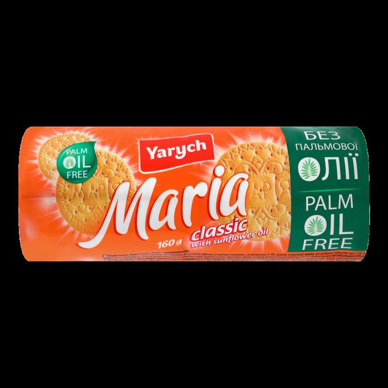 Печиво Yarych Марія 160г
