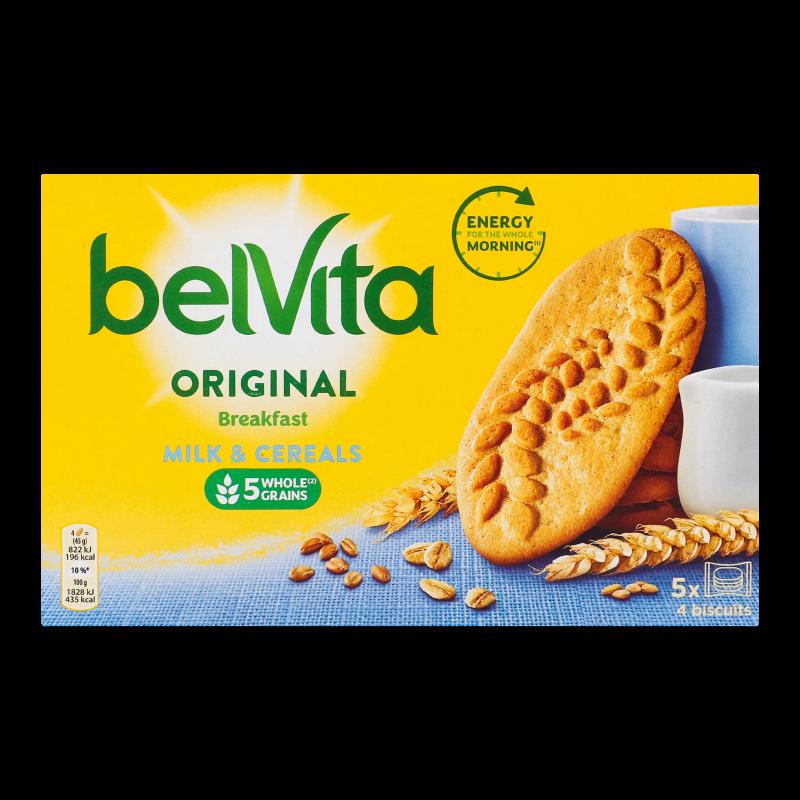 Печиво BelVita з мультизлаками 225г