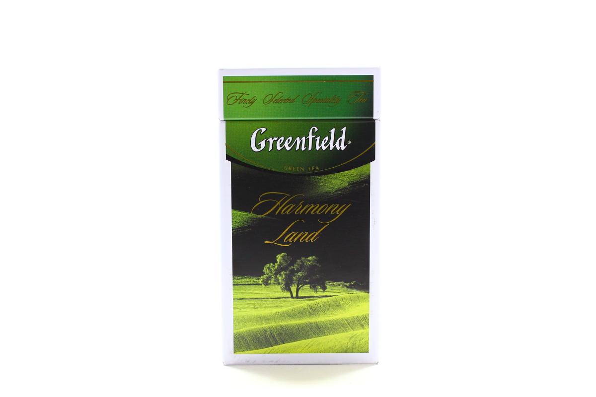 Чай гринфилд продажа