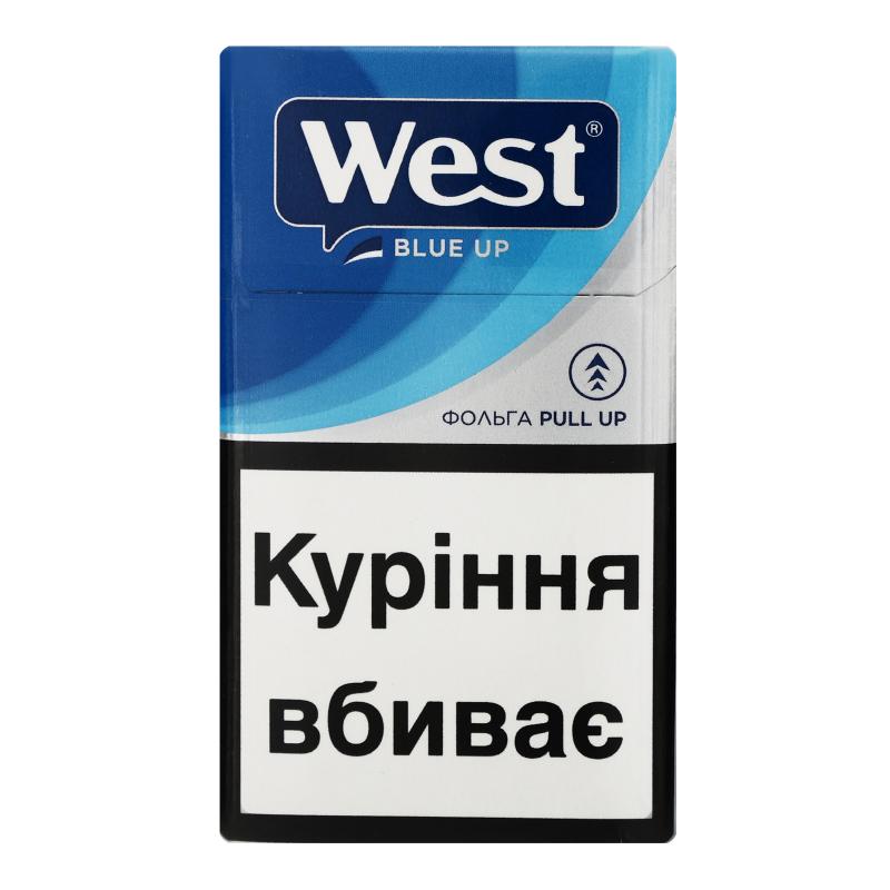 Сигареты west blue купить в купить сигареты на дом с доставкой нижний новгород